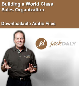 Building a World Class Sales Organization