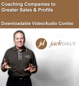 Coaching Companies to Greater Sales