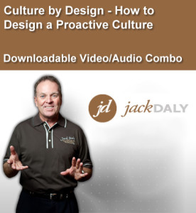 Culture by Design-How to Design a Proactive Culture