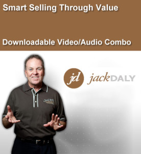 Smart Selling Through Value